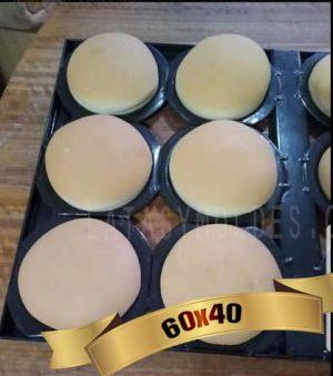 bandeja de pan Frica cliente